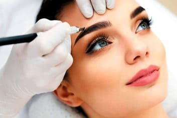 Смотреть Перманентный макияж видео